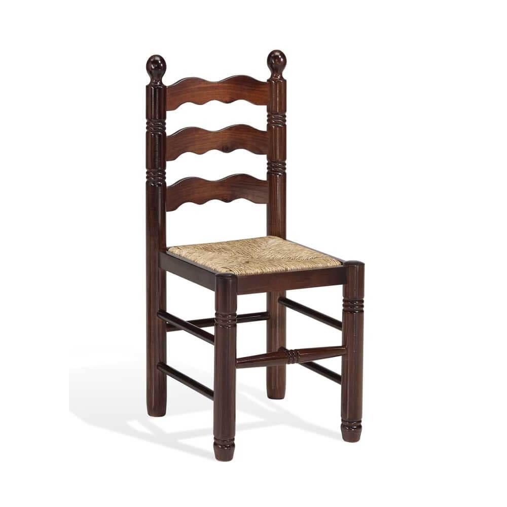 Venta silla madera pino macizo modelo junior for Sillas modelos madera