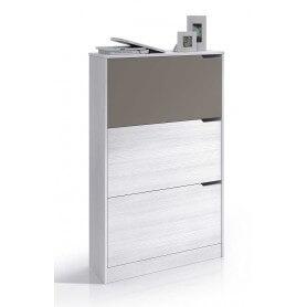 Mueble zapatero kit 3 puertas modelo Jazz