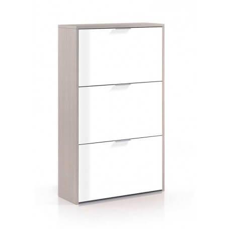 Mueble zapatero kit 3 puertas modelo Babel