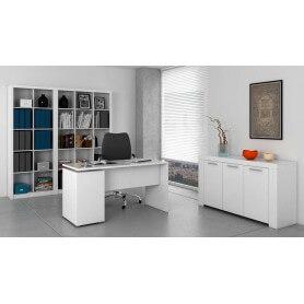 Mesa despacho modelo Clean