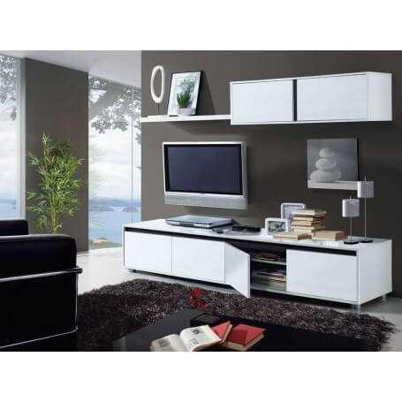 Mueble salón TV modelo Silver