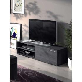 Mueble salón TV modelo Channel Gris