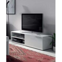 Mueble salón TV modelo Channel Blanco