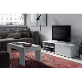 Conjunto salón modelo Channel Blanco