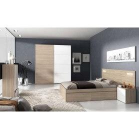 Conjunto dormitorio modelo Boda