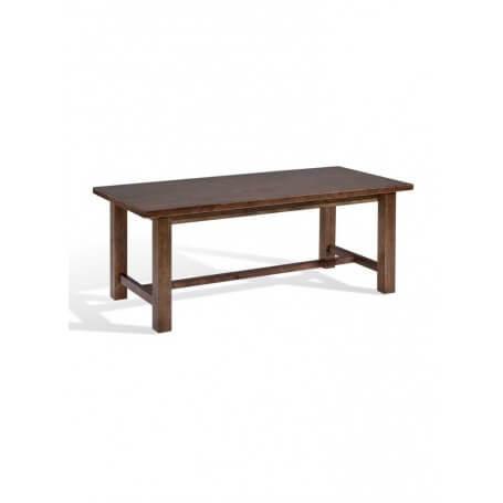 Mesa madera pino modelo Llana grande
