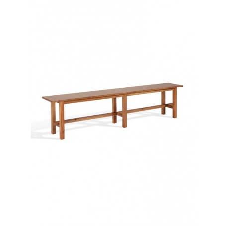 Banco madera pino macizo modelo Vitis