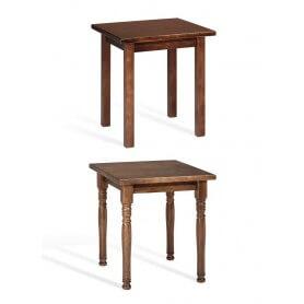 Mesa madera pino modelo Llana