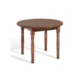 Mesa madera pino modelo Llana Redonda