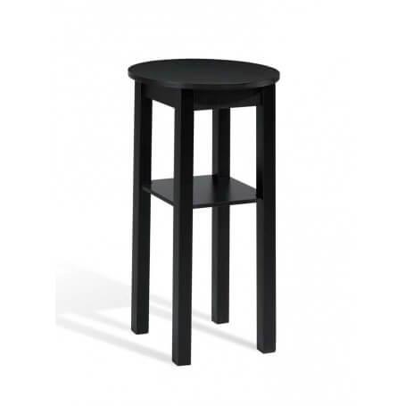 Mesa alta madera pino modelo Tapas