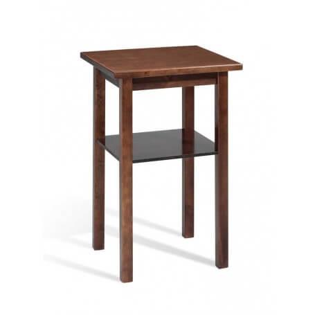 Mesa alta madera pino modelo Cañas
