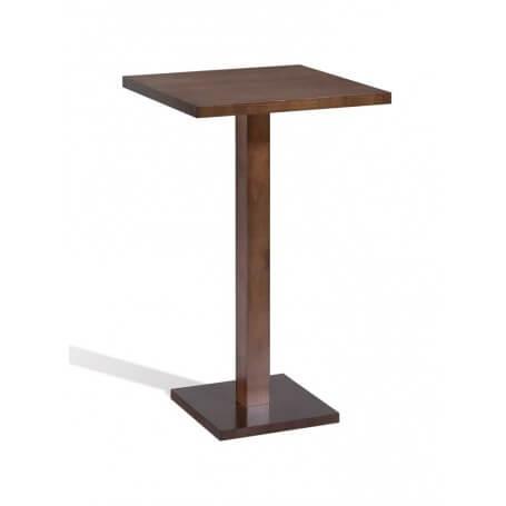Mesa alta madera haya modelo Long