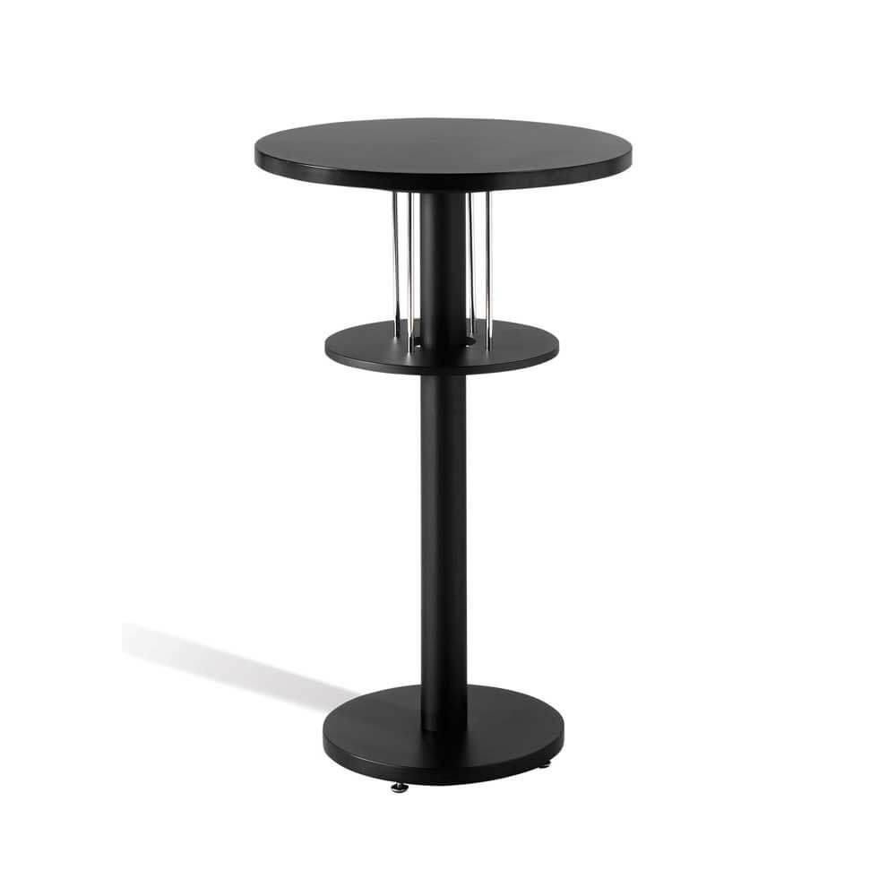 Mesa madera redonda mesa redonda de madera maciza mesa for Mesa redonda madera