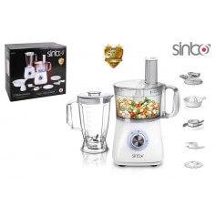 Robot De Cocina Multifuncion | Shrc Robot Cocina Multifuncion 700w