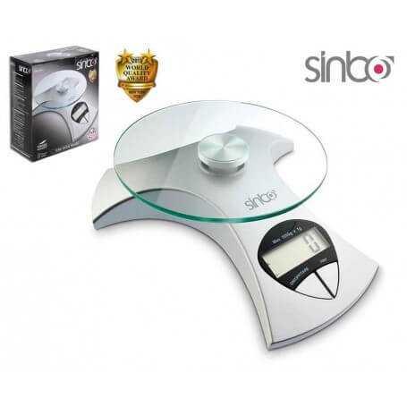 Báscula cocina digital 5Kg