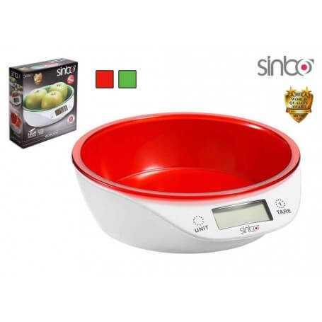 Báscula redonda cocina digital 5Kg