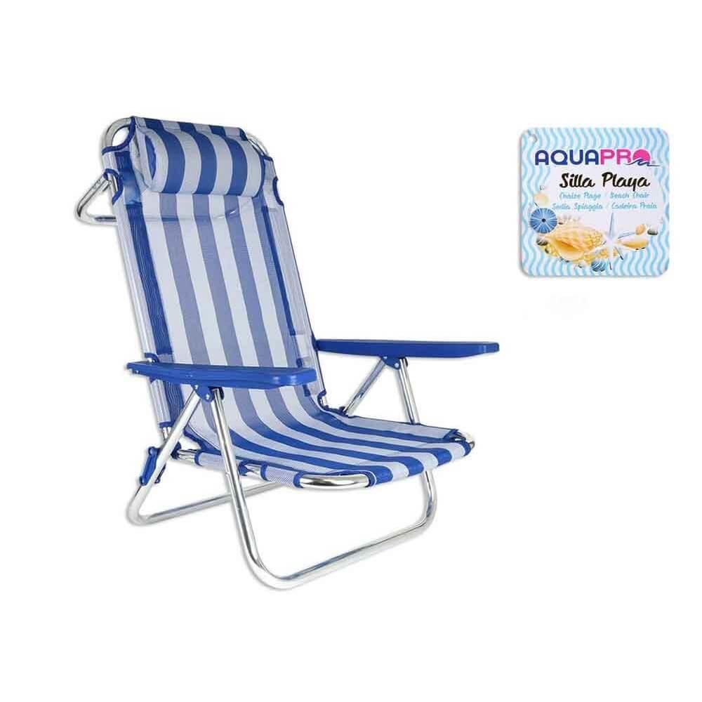 Shsp silla playa 5 posiciones - Silla para la playa ...