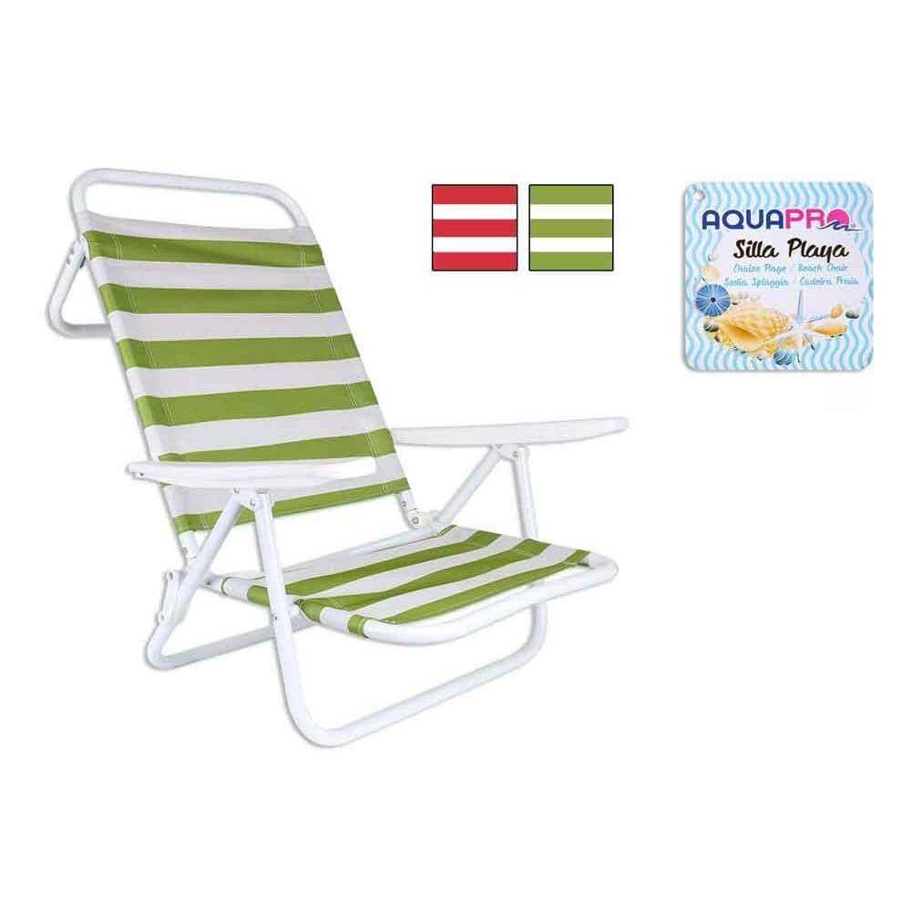 Silla playa top silla de playa sombrilla with silla playa for Hamaca plegable playa