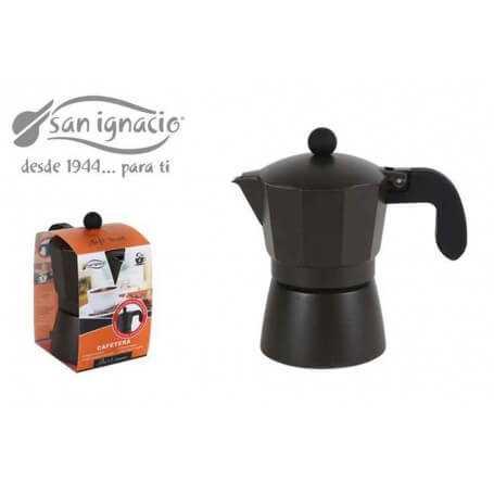 Cafeteras dark choco san ignacio