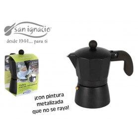 Cafeteras metalizadas choco san ignacio