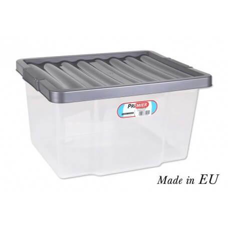 Caja organizadora 27L storage box