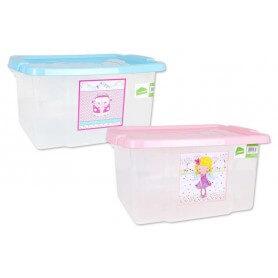 Caja organizadora infantil 35L storage box