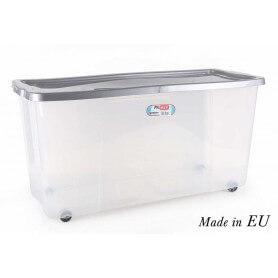 Caja organizadora 125L con ruedas wheeled box