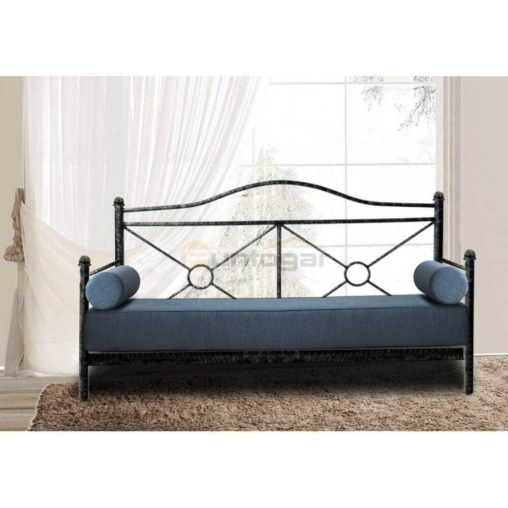 flda cama divan de forja modelo adriana puntogar
