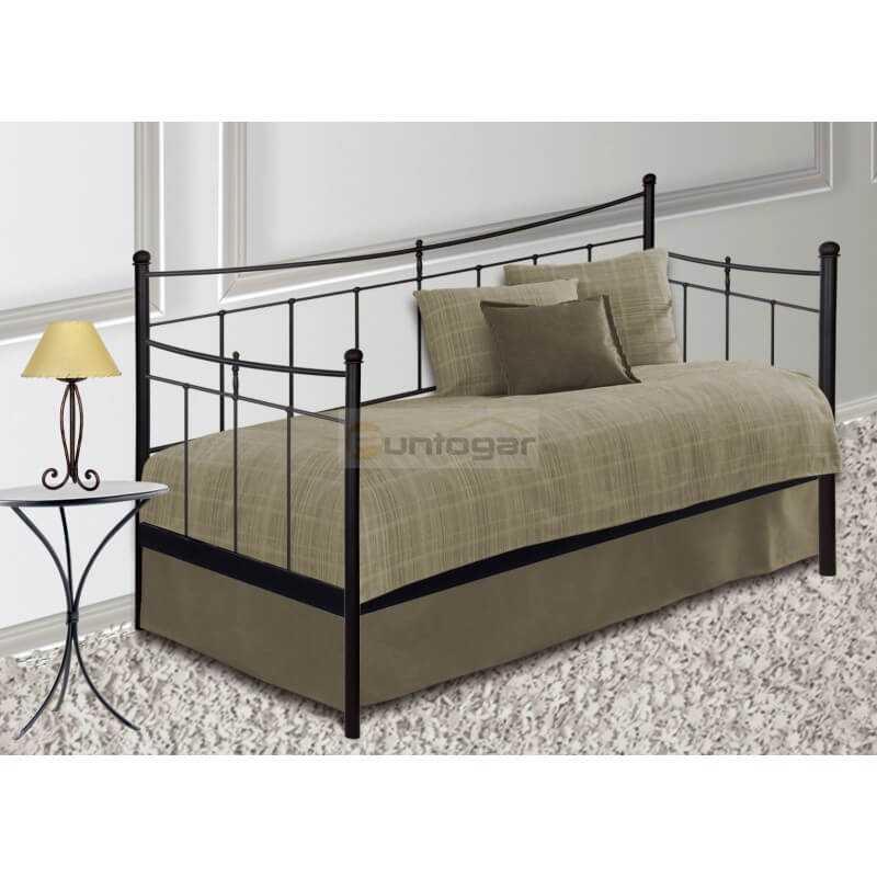 Flsc cama sof de forja modelo comodity puntogar - Sofa dormitorio ...
