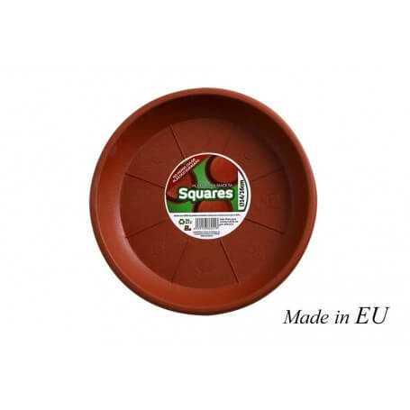 Pack de platos bajos para macetas varios tamaños Square
