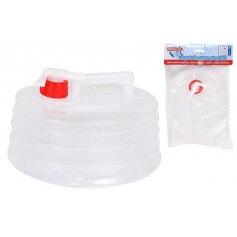 Pack depósitos agua plegables varias capacidades