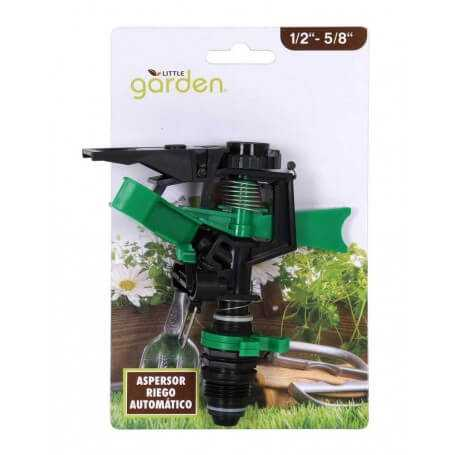 Pack aspersor riego automático little garden
