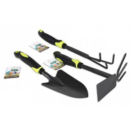 Pack herramientas jardín