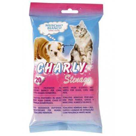 Pack toallitas húmedas para mascotas