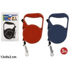 Pack correas perro extensibles hasta 3 metros
