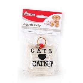 Pack jueguetes gato cascabel