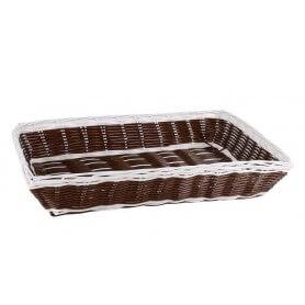 Pack cestas rectangulares 30x2 cm