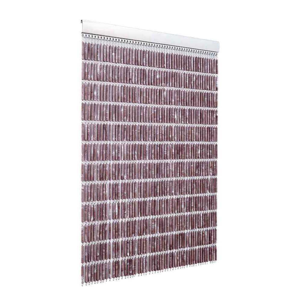 Cortinas exteriores cool cortina enrollable de vertilux - Cortinas para porche exterior ...