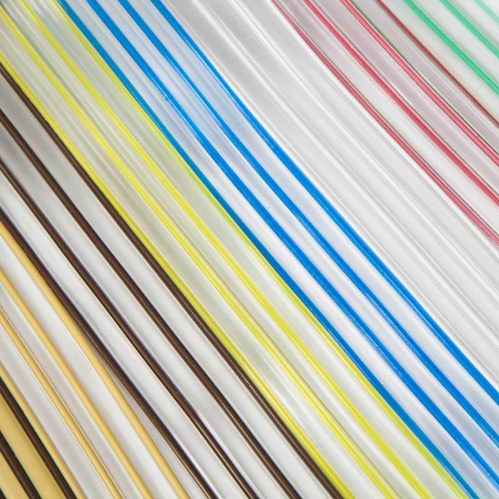 Cortina pl stico cinta exterior antimosquitos a medida hana for Cortinas plastico exterior