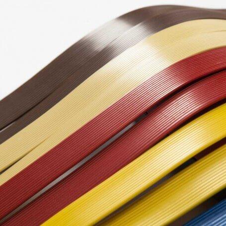"Cortina cinta plástico exterior antimoscas a medida ""Indra"" puntogar"