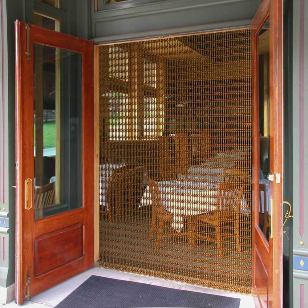 Comprar cortina para puertas pvc exterior a medida for Cortinas puertas exterior baratas