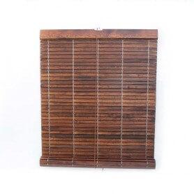 "Persiana alicantina madera nogal barnizada ""a medida"" puntogar"