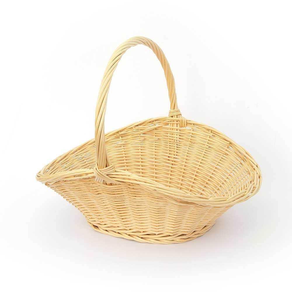 Jmcm cesta mimbre florista modelo caperucita for Cestas mimbre ikea