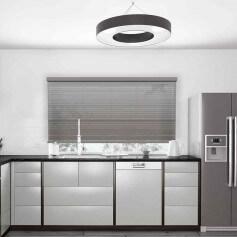 CPVA - Persiana veneciana de aluminio a medida ambiente cocina