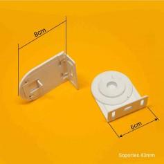 Kit-Soportes-aluminio-blanco-para-eje-43mm-estor-a-medida