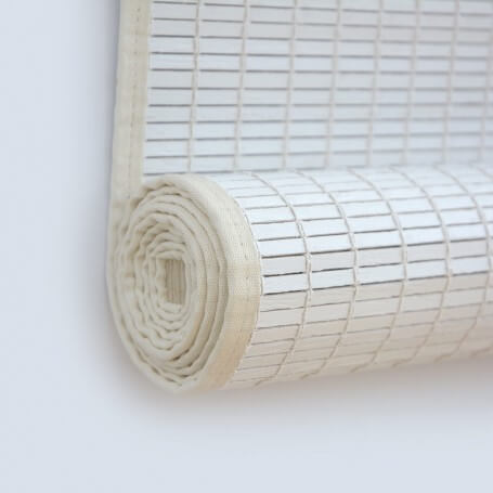 3-persiana-esterilla-láminas-de-madera-pintadaa-de-blanco-puntogar – a medida