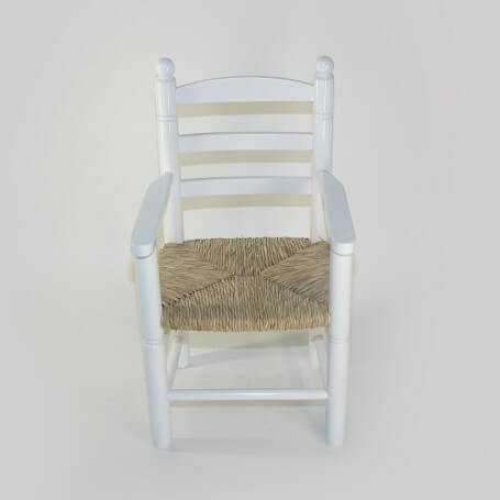 104-sillon-bola-chata-blanca-asiento-anea-vista-frontal