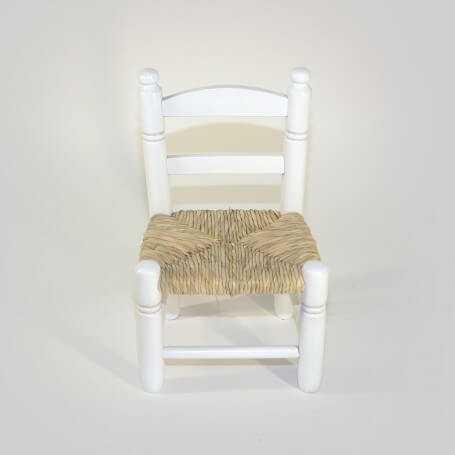 RE200-Silla-bola-n14-blanca-asiento-anea-vista-frontal