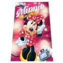 SMIM - Manta polar modelo Minnie photo