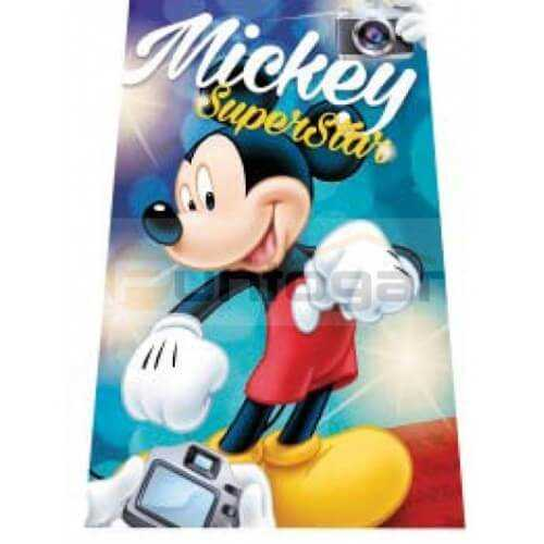 SMIM – Manta polar modelo Mickey photo